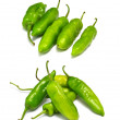 Green chili — Stock Photo #64778439