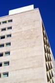 Modern building, Lisbon, Portugal — Stock Photo