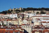 Baixa,里斯本,葡萄牙 — 图库照片