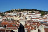 Baixa, Lisbon, Portugal — Stock Photo