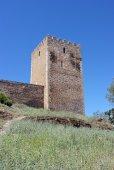 Castle, Mertola, Portugal — Stock Photo