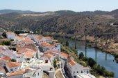 Mertola, Alentejo, Portugal — Zdjęcie stockowe