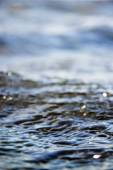 Water surface, abstract background — Foto Stock