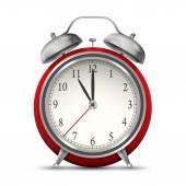 Alarm Clock Watch — Stock Vector
