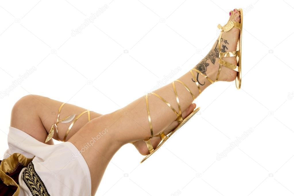 sandalias egipcias