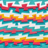Grunge graffiti seamless pattern — Wektor stockowy