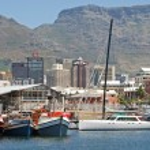 Постер, плакат: Cape Town South Africa