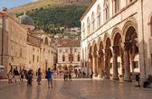 Old town of Dubrovnik,Croatia — Stock Photo
