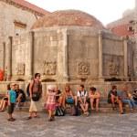 Old town of Dubrovnik, Croatia — Stock Photo #53169049