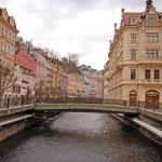 Karlovy Vary (Carlsbad), Czech Republic — Stock Photo #53169061