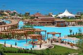 Summer luxury resort, Antalya, Turkey — Stockfoto