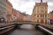 Karlovy Vary (Carlsbad), Czech Republic — Photo