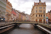 Karlovy Vary (Carlsbad), Czech Republic — Stock Photo