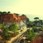 Algarve, portugalsko — Stock fotografie