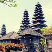 Taman Ayun Temple (Bali, Indonesia) — Stock Photo