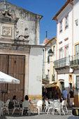 Evora, Portugal, UNESCO World Heritage site  — Stock Photo