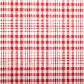 Red wall paper with square pattern — Stock Photo
