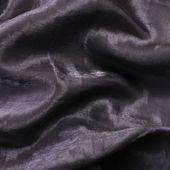 Black silk background — Stock Photo