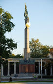 Monument of the Red Army in Vienna, Austria. — Stock Photo