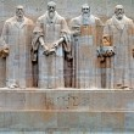 Reformation monument in Geneva, Switzerland. — Stock Photo #56379503