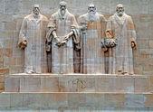 Reformation monument in Geneva, Switzerland. — Stock Photo