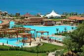 Summer luxury resort, Antalya, Turkey — Stock Photo