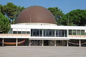 Planetarium in  Lisbon, Portugal — Stock Photo