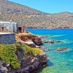 Mediterranean sea coast (Crete, Greece). — Stock Photo #57194641