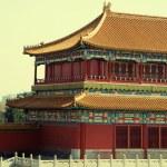 Ancient chinese pagoda (Beijing, China) — Stock Photo #57462925