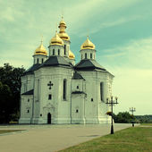 Orthodox church in Chernigiv, Ukraine — Stock Photo