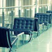 Hotel lobby in contemporary style — Stock Photo