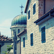 Old city street in Herceg Novi, Montenegro — Stock Photo #61251105