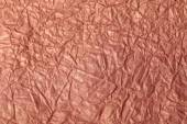 Crumpled tissue paper texture for background — Stock Photo