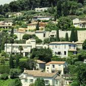 Village Saint-Paul-de-Vence , Provence — Stok fotoğraf