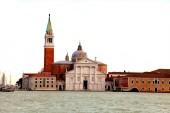 The church of San Giorgio Maggiore, Venice — Stock fotografie