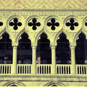 The Doge's Palace, Venice, Italy — Stock Photo