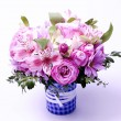 Beautiful bouquet of flowers — Stock Photo #69907563