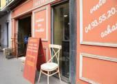 Antique shop, Nice, France — Stock Photo