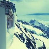 """Jungfraujoch - """"Top of Europe"""" — Stock Photo"""