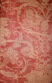 Винтажные обои Обои с викторианской картины потрепанный ткани — Стоковое фото