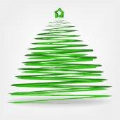 Spruce symbol — Stockvektor