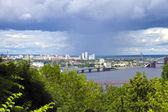 Summer in Kiev — Stock Photo