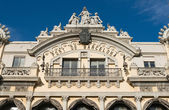 Offices of the Port of Barcelona — Stockfoto