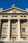 Military government building barcelona  — Stockfoto