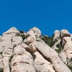 Mountains of Montserrat — Stock Photo #71411725