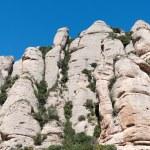 Mountains of Montserrat — Stock Photo #71413427