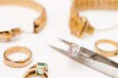 Jewelry Repair — Stock Photo