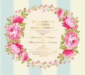 Awesome vintage label. — Stock Vector