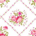 Vintage flower pattern. — Stock Vector #52687339