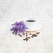 Xícara de café de aroma. — Foto Stock